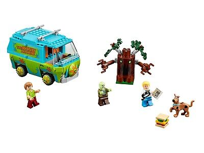 LEGO 75902 Scooby-Doo The Mystery Machine Complete In Bags
