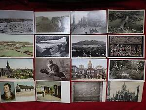 Bulk Vintage 1900 to 1930's Post Cards x 133 Cards! Free Post Aus Moonah Glenorchy Area Preview