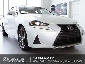 2017 Lexus IS 350 Executive w/ backup camera, navigation and...