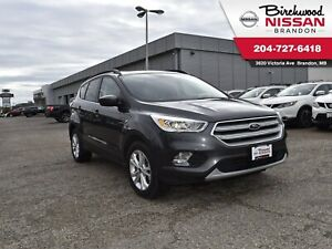 2018 Ford Escape SEL AWD/Leather/NAV/Sunroof/Backup cam/HTD Leat