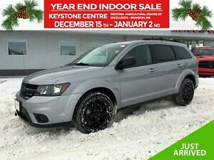 2016 Dodge Journey SXT FWD Black Top Pkg *Backup Cam* *Heat Clot