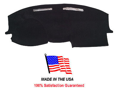 2008-2010 Dodge Charger Black Carpet Dash Cover Mat Pad CR64-5 Made in the -