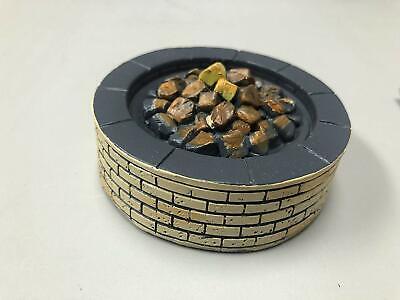 Fairy Garden Kit Fire Pit with Stone Facing------C10 - Garden Stone Kit