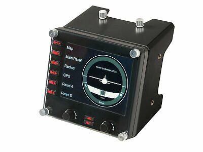 Usado, Logitech G Saitek Pro Flight Panel de Instrumentos Pilota como los profesionales segunda mano  Embacar hacia Mexico