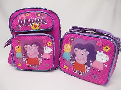 Peppa Pig Book Bag (Peppa Pig Preschool Medium 12