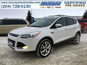 2013 Ford Escape Titanium 4WD *Nav* *Heat Leather* *Wi-Fi*