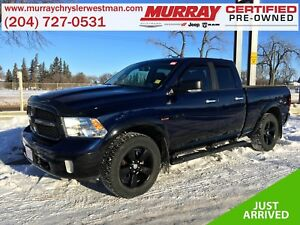 2014 Ram 1500 Quad Cab Outdoorsman 4WD *Nav* *Backup Cam* *Heat