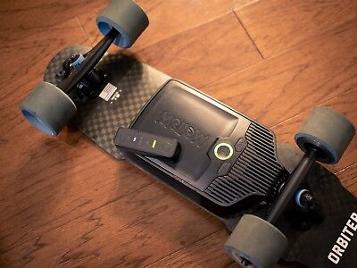 MellowBoard + MellowDrive - electric Skateboard