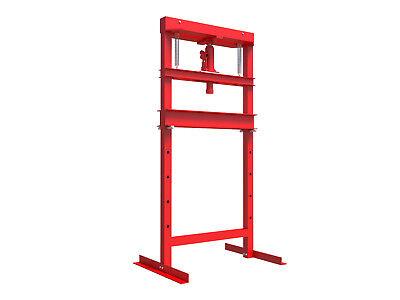 (Hydraulic Press Plans 12 Ton Build Your Own Shop Press DIY Work Shop Equipment)