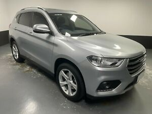 2020 Haval H2 Lux 2WD Silver 6 Speed Sports Automatic Wagon Hamilton East Newcastle Area Preview