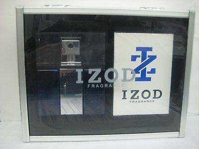 Izod By Phillips Van Heusen For Men 1 7 Edt Gift Set   Playing Cards New