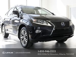 2013 Lexus RX 450h HYBRID ULTRA PREMIUM, HEADS UP DISPLAY.
