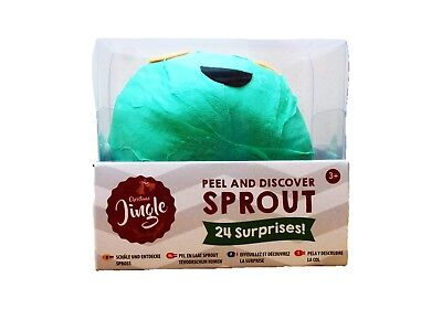 Christmas Jingle Peel and Discover Sprout - 24 Surprises - Christmas - Ages 3+