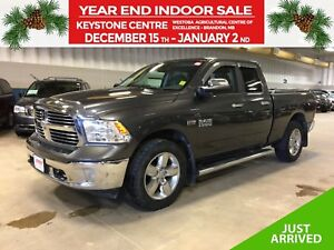 2017 Ram 1500 Quad Cab Big Horn 4WD *Nav* *Backup Camera* *Heat