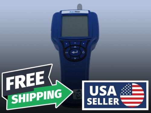 POWERS ON   Aerotrak Handheld Particle Counter   TSI 9303-01