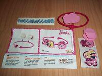 Ft385 Braccialetto Barbie + Bpz Kinder Merendero Joy India 2014/2015 - barbie - ebay.it