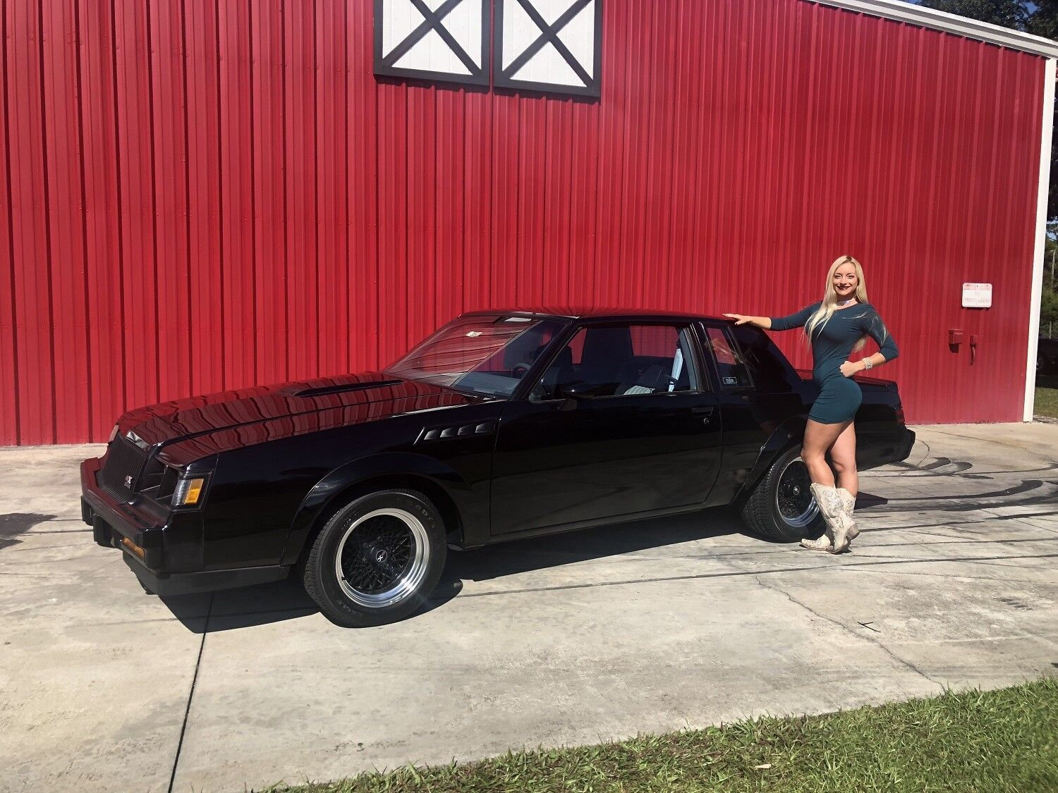 1987 Buick Grand National Grand National Turbo Very rare GNX optioned Buick turbo turbocharged original collector documented