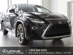 2017 Lexus RX 350 Luxury w/ remote starter, navigation and ba...