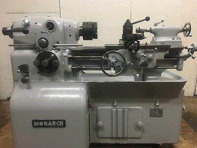 Monarch 10ee Vintage Precision 10 X 20 Toolroom Lathe