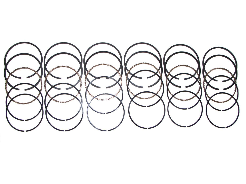vintage car truck parts engines ponents pistons rings Jaguar Mark IX piston ring set cast rings 1961 1963 chevrolet corvair 145 6 cyl 61 62