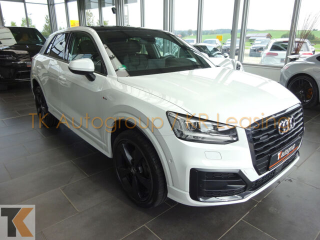 AUDI Q2 2.0 TDI sport *2x S-Line/ Assist/ Technology*