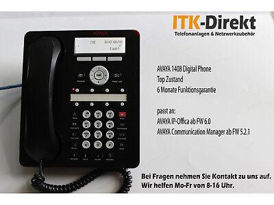 AVAYA 1408 Digital Phone 700469851 Refurbished Top Zustand + Rechnung