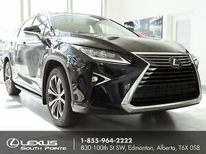 2017 Lexus RX 350 Luxury w/ navigation, backup camera and hea...