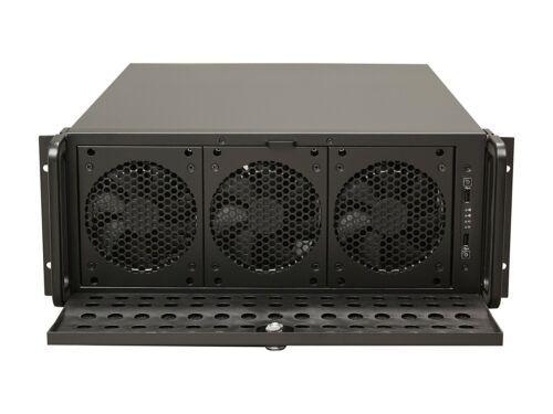 6 Card CryptoCurrency GPU Mining Rig-Ethereum- 180MH+ RX 570