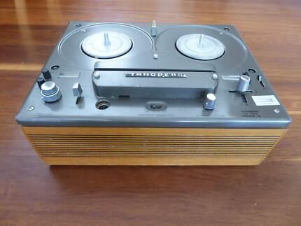 Vintage Tandberg Tape Recorder