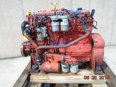 Perkins 6.354 Engine Complete Good Runner Esn Tu70001n17817e Bcn 37114960-1