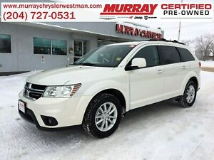 2017 Dodge Journey SXT AWD 7 Passenger Option *Navigation* *Back