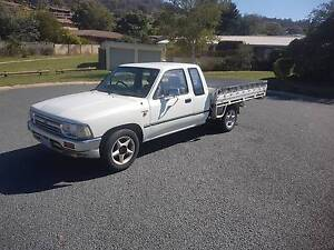 1992 Toyota Hilux Ute Macarthur Tuggeranong Preview