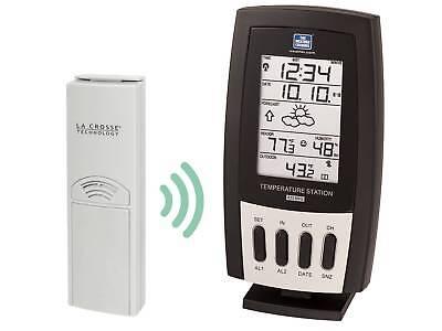 Ws 7025Twc La Crosse Technology Twc Wireless Forecast Weather Station With Tx6u