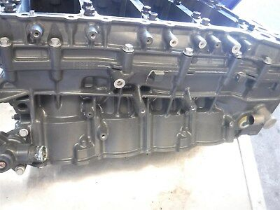 2006 and later Yamaha Outboard F 350 Block / Crankcase 6AW-W009B-03-9S