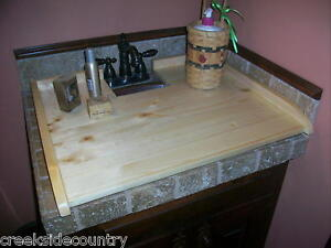 sink cover bathroom unfinished wood wood bathroom sink cover larger size 14428