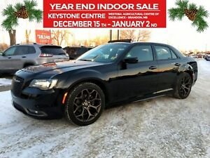 2018 Chrysler 300 S Bronze Package RWD *Nav* *Wi-Fi* *SOS* *Back