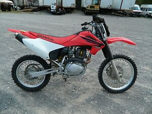 Looking for a 150 dirtbike