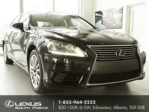 2014 Lexus LS 460 L Executive w/ driver monitoring system, mo...