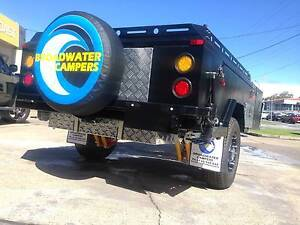 New! Rear Folding Hard Floor Camper Trailer Off Road 4wd Arundel Gold Coast City Preview