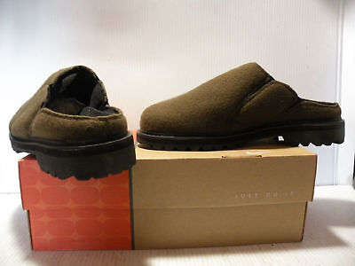 d0897d399920 Мужские домашние тапочки NIKE THE ADAPTER CLOG WOOL SLIPPERS MEN SHOES BROWN  142053-301 SIZE 6.5 NEW