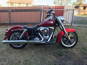 Price Reduced!!  Harley Davidson FLD Switchback Killingworth Lake Macquarie Area Preview