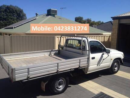 Man and Ute Hire (Removal and delivery) Rivervale Belmont Area Preview