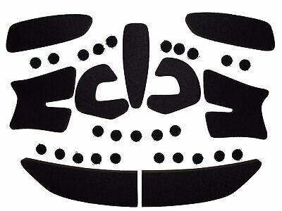 Aftermarket Helmet Fit Kit Pads Set for Easton Natural Series Batting -