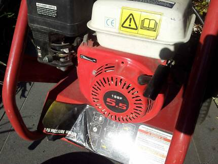 Pressure Washer - Petrol - 5.5HP Coburg Moreland Area Preview