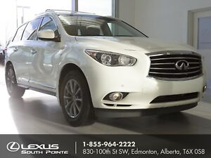 2014 Infiniti QX60 QX60 w/ two sets of tires, navigation and...