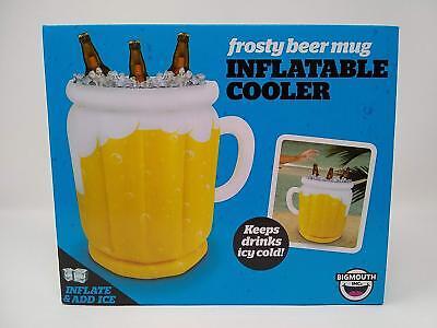 Big Mouth Inc. Frosty Beer Mug Inflatable Cooler 18