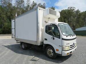 2011 Hino 614 AUTO - CAR LICENSE FRIDGE TRUCK North Macksville Nambucca Area Preview