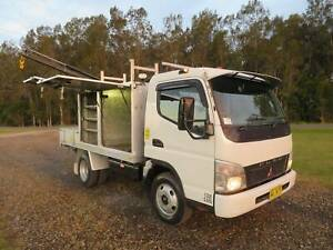 2007 Fuso Canter FE - SERVICE TRUCK WITH CRANE - CAR LICENSE! North Macksville Nambucca Area Preview