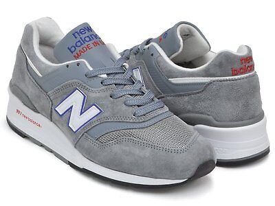 New Balance CNR997 Gray Made In USA 997 Mens All Sizes classics