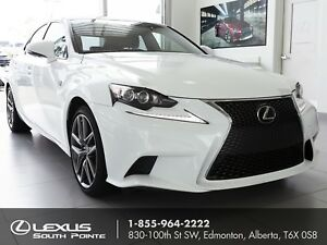 2016 Lexus IS 350 F Sport Series 3 w/ navigation, backup came...